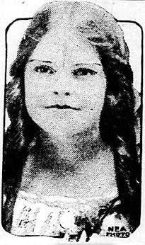 Evelyn Lyons, The Fever Girl, 1923