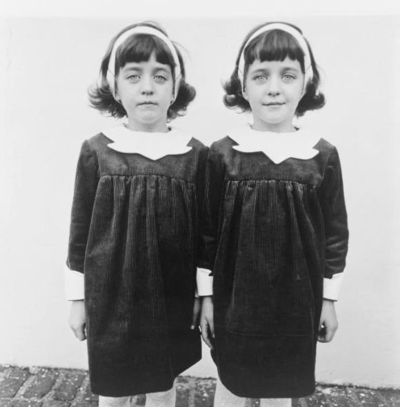 Identical Twins from Roselle. NJ