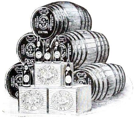 Bourbon Kegs