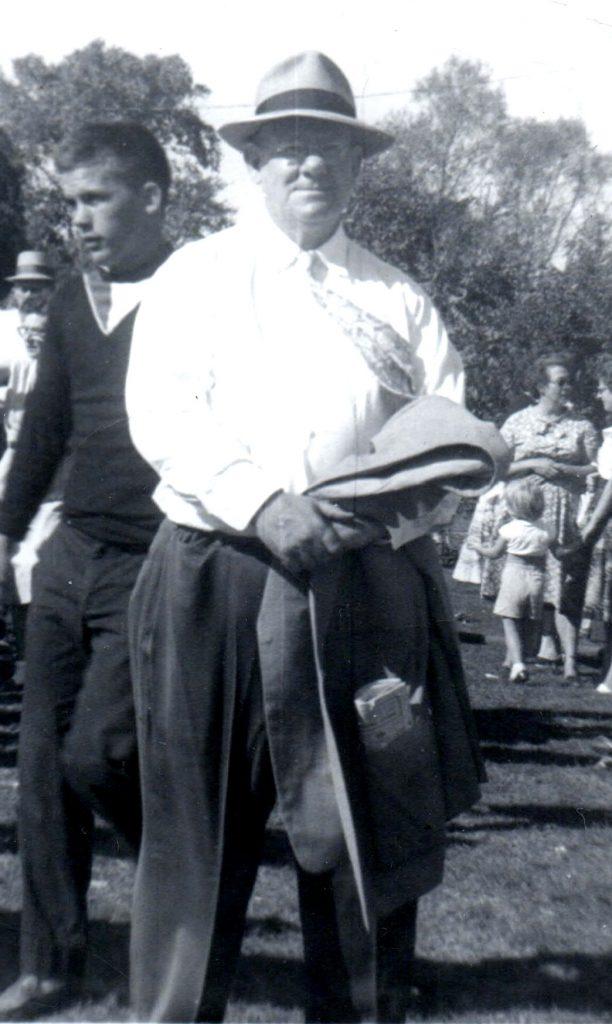 Harold Burgess