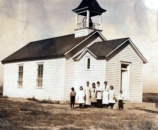 Williams School in Brush, Colorado, October 27, 1915.