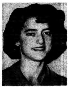Silent Susan Bower in 1946