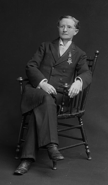 Mary Edwards Walker at Middle Age