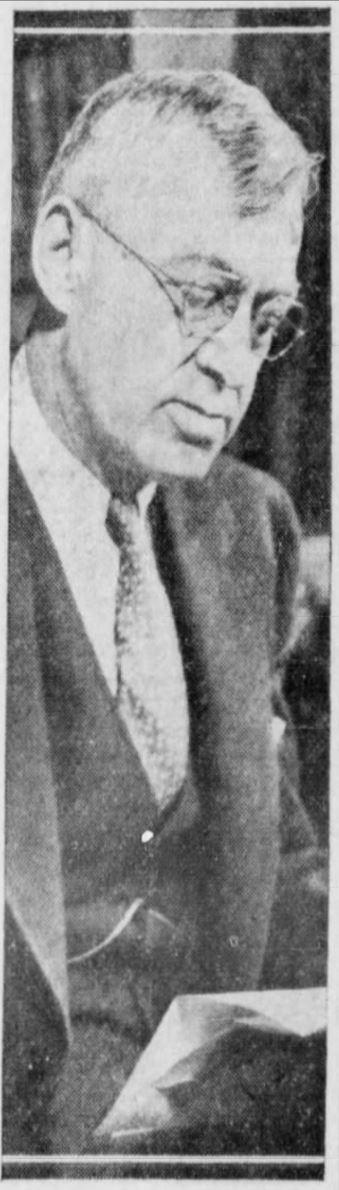 Judge C. C. Bradley of Le Mars, Iowa