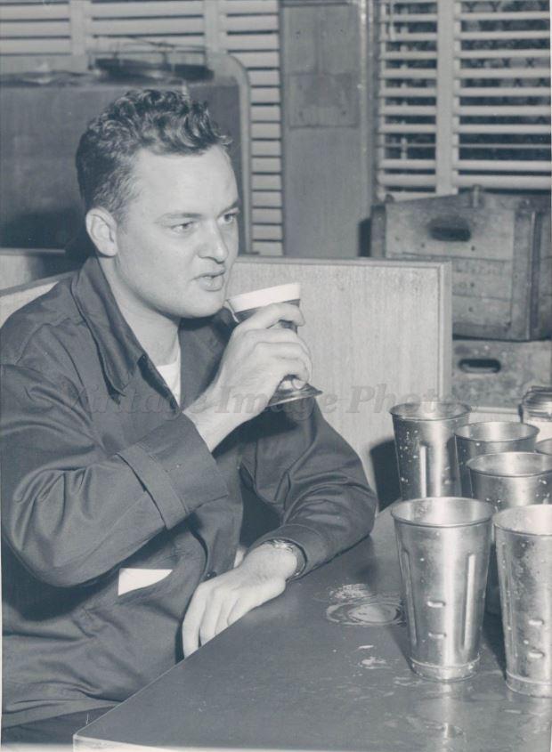 Staff Sergeant Gene D. Birdwell
