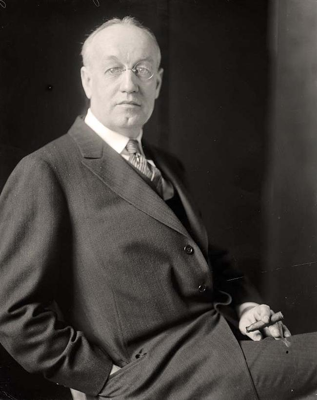 Clyde L. Herring - Governor of Iowa at the time of the near-hanging of Judge C.C. Bradley.