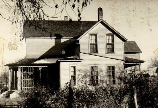Image of the Trow Home
