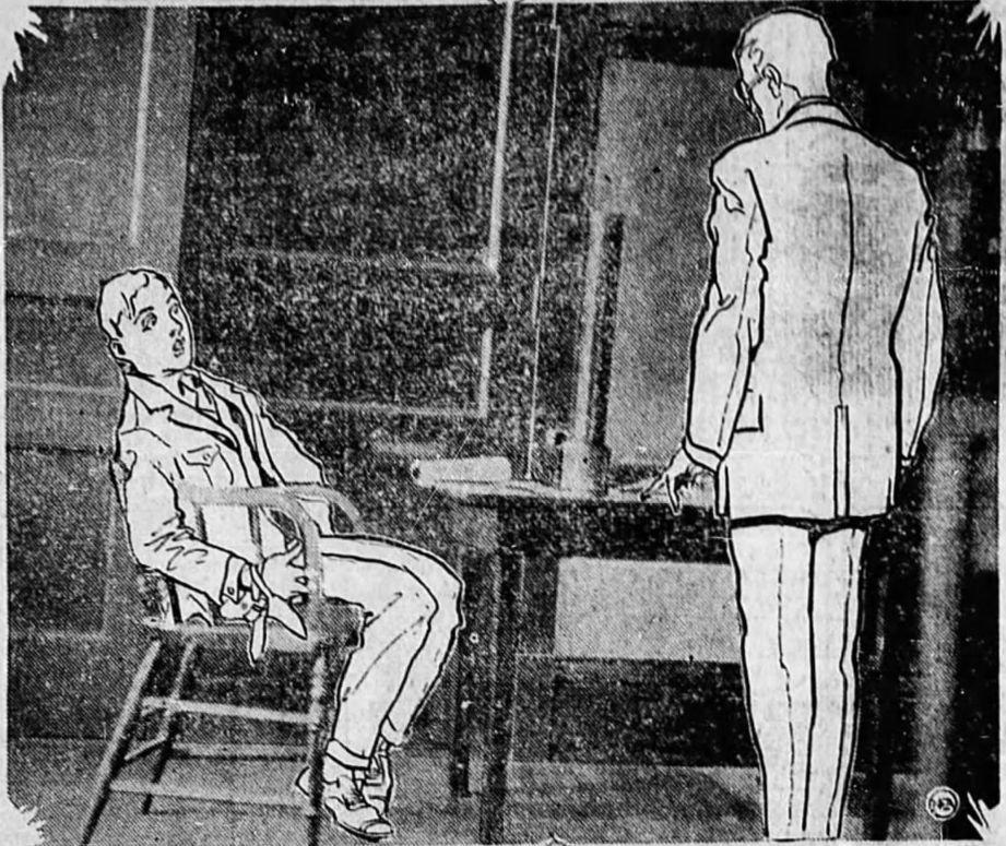 Upsahl Electric Chair
