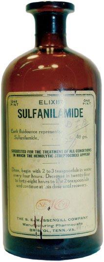 Elixir Sulfanilamide