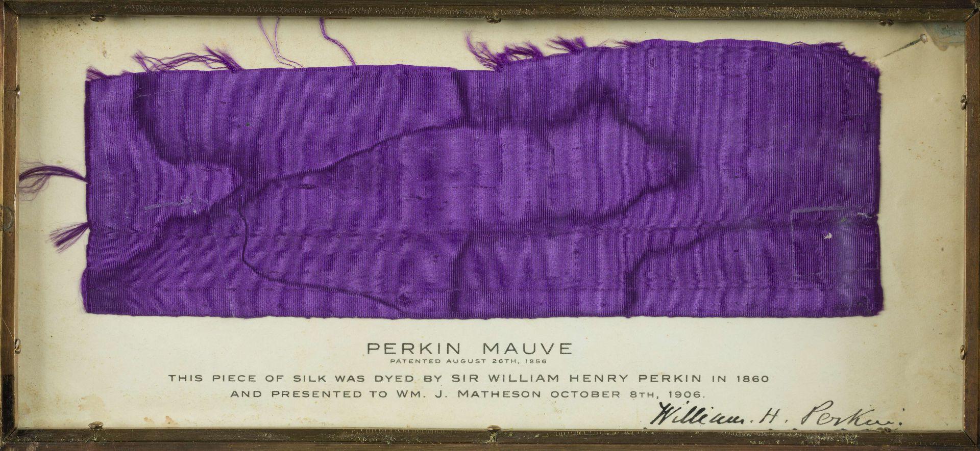 Perkin's Aniline Purple