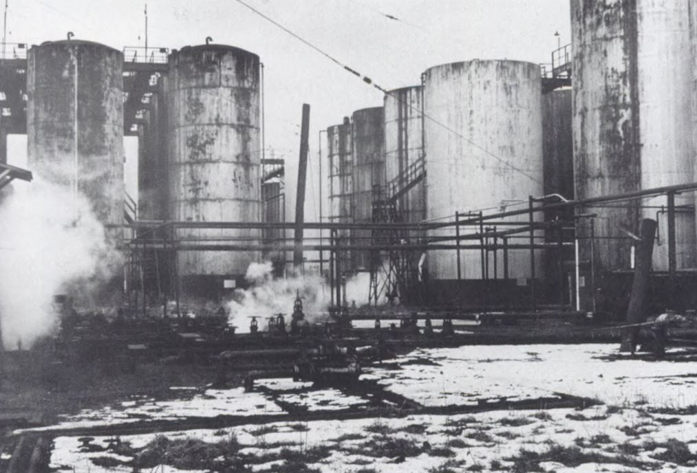 Allied Tank Farm