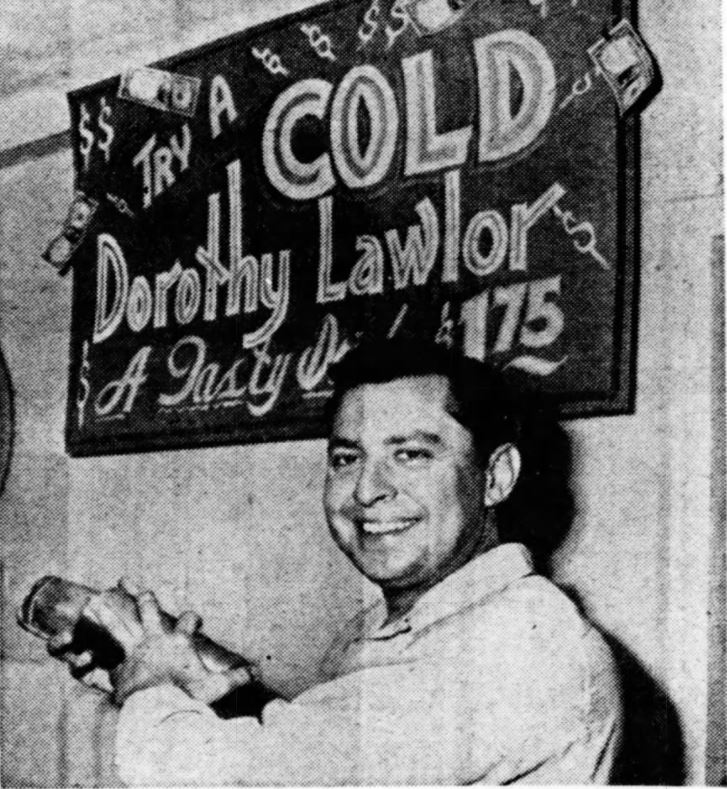 Try a Dorothy Lawlor - A Tasty Drink