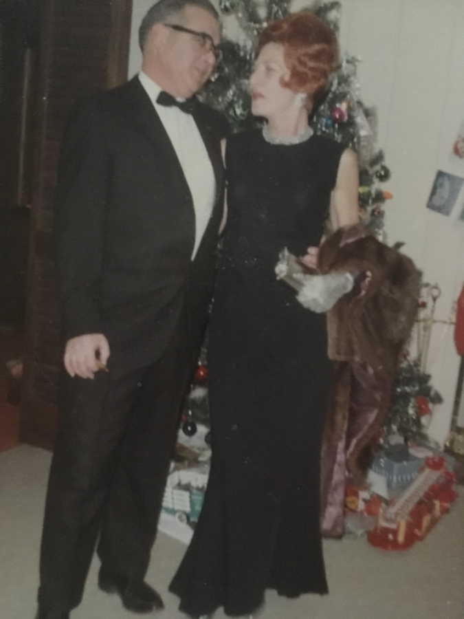 Dorothy And Terrence Madigan