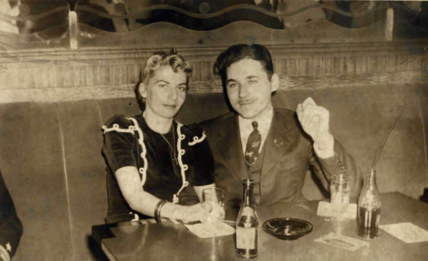 Dorothy Lawlor and Gerald Lawlor