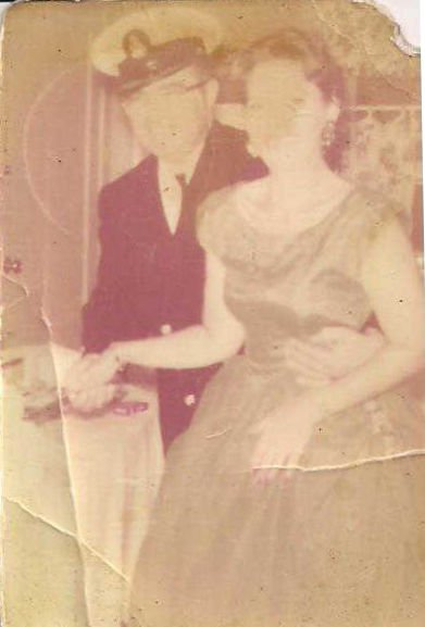 Dorothy & Terry Madigan Wedding Day