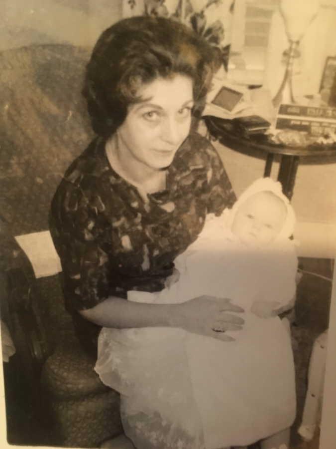 Dorothy Lawlor and Granddaughter Kathleen