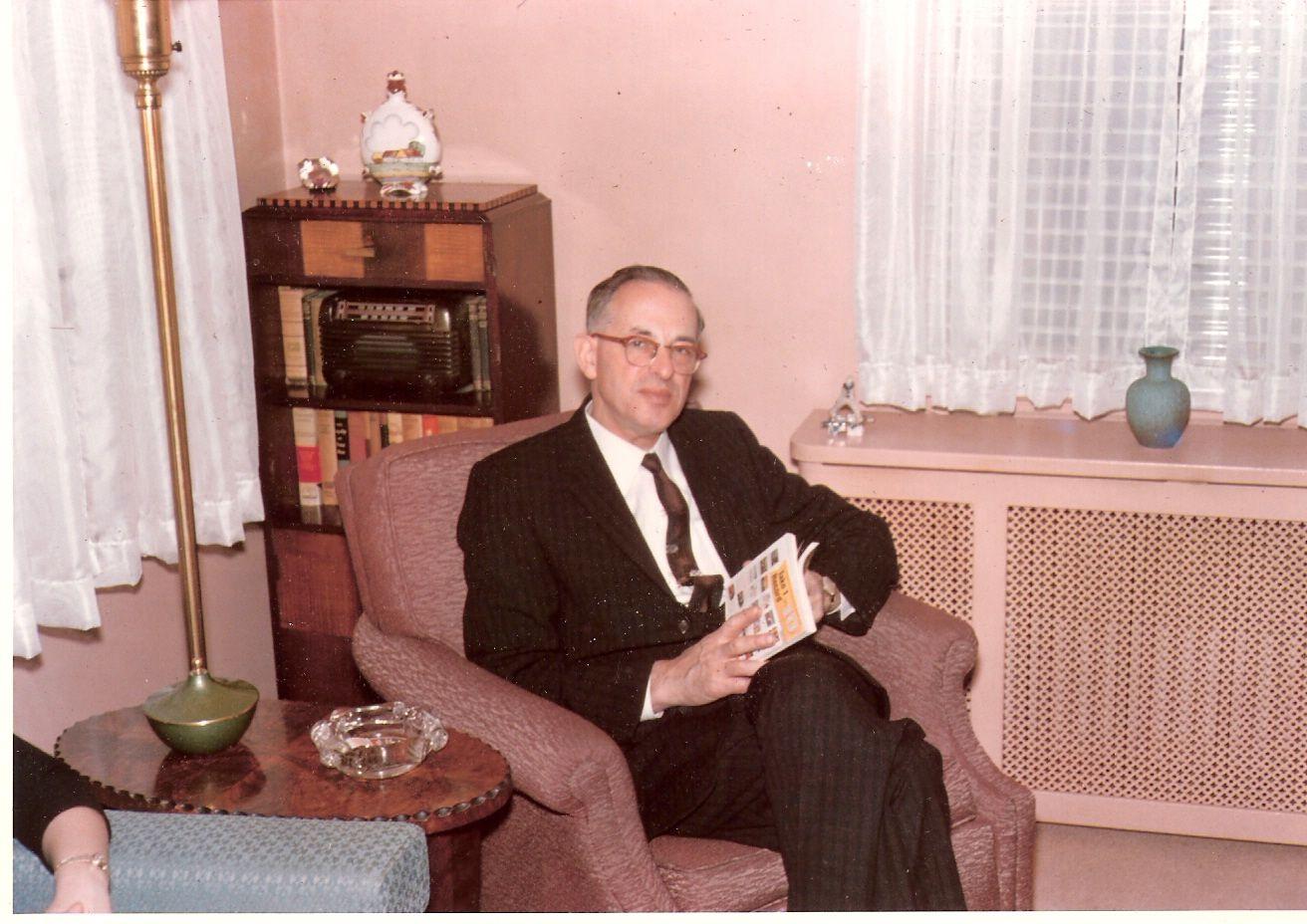 Morton W. Seligman