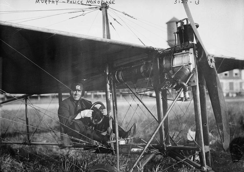 Murphy in Monoplane