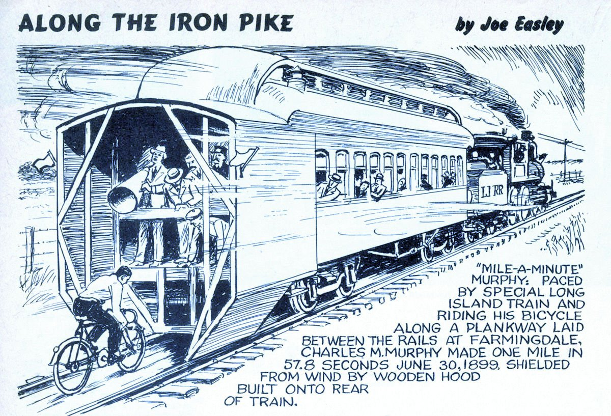 Railroad Magazine August 1964