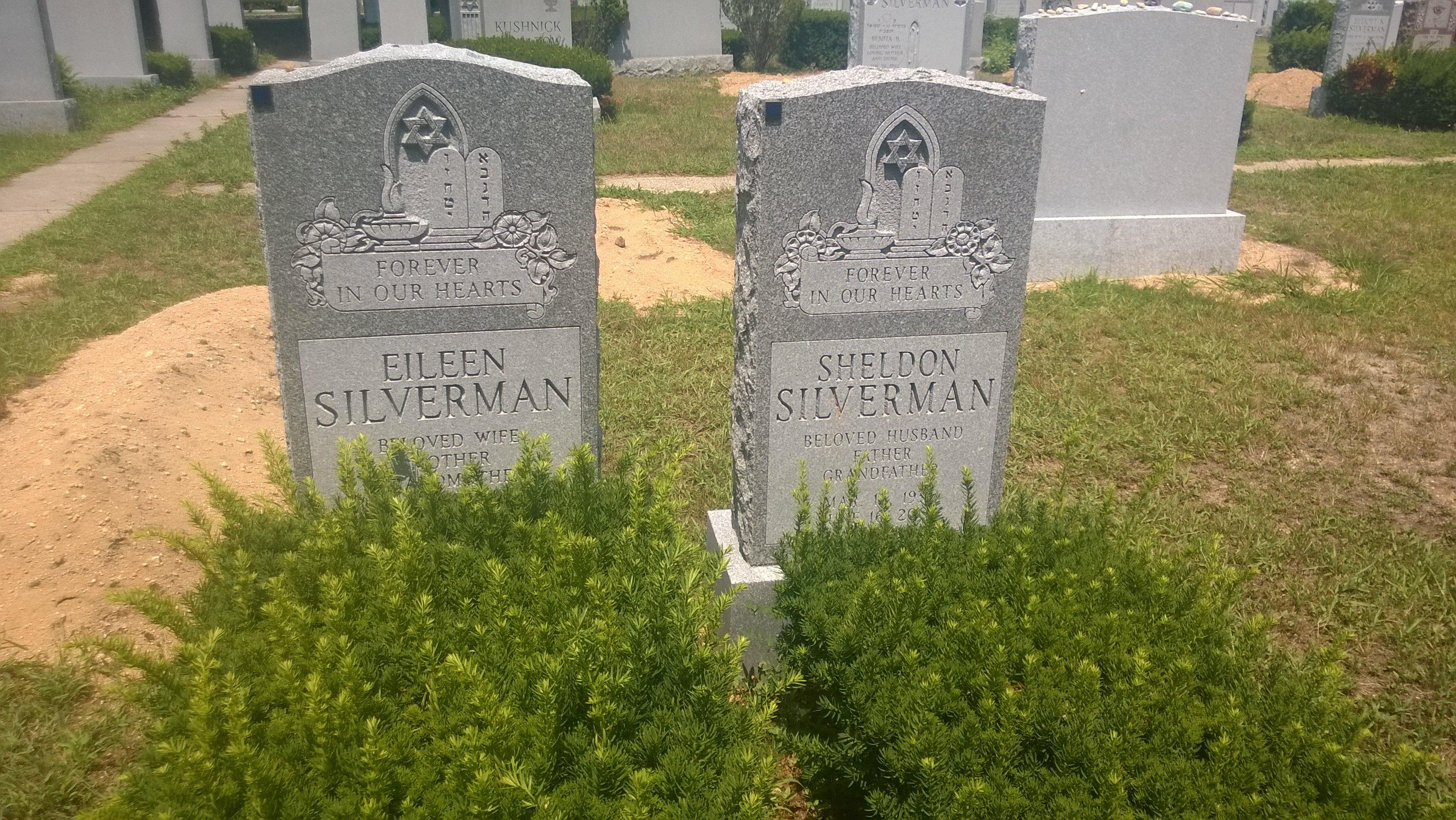 Eileen & Sheldon Silverman