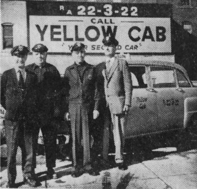 Yellow Cab Photo
