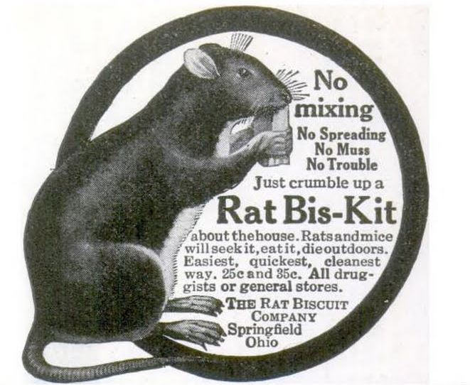 Rat Bis-Kit Ad