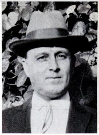Photograph of James Kidd recovered from his safe deposit box.