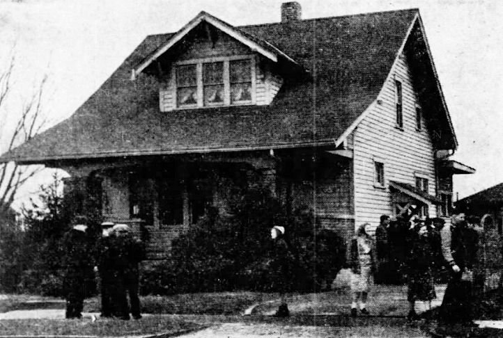 e Bryan home on the day of the kidnapping