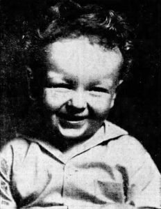 John Bryan, who was kidnapped on Christmas Eve of 1937