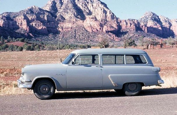 1951 Ford Ranch Wagon.