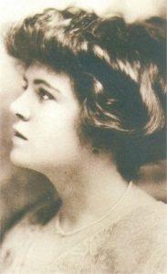 Titanic passenger Margaret Bechstein Hays.