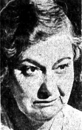 Margaret Summers. Image originally appeared on page 1 of the May 28, 1931 publication of The Daily Journal-Gazette.