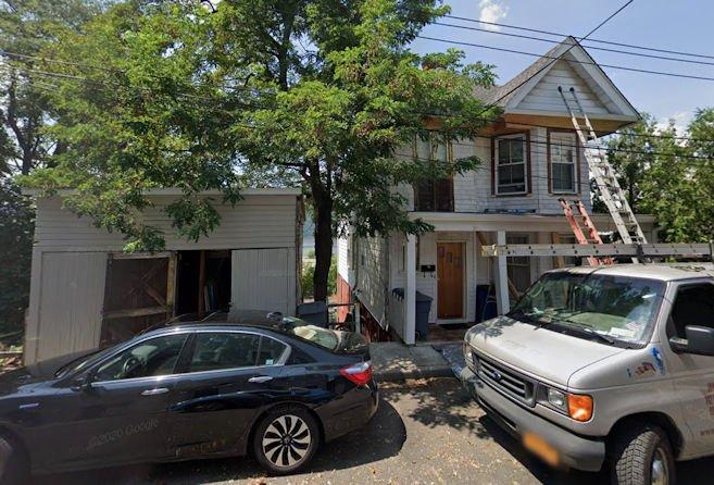 21 Ridge Street in Hastings-on-Hudson, NY today