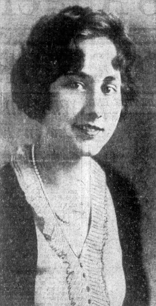 Sylvia Wilson of Seattle.