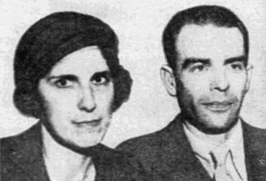 Olive and Elliott Thomas.