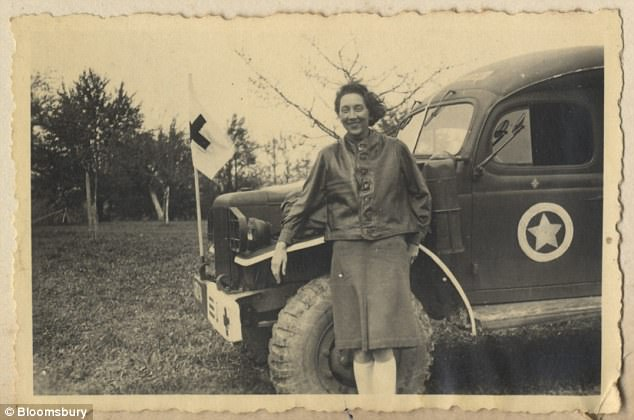 Anita Leslie was twice awarded the Croix de Guerre for her efforts during World War II.