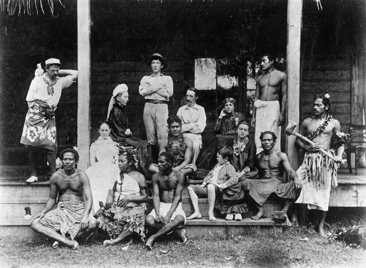 Robert Louis Stevenson Household