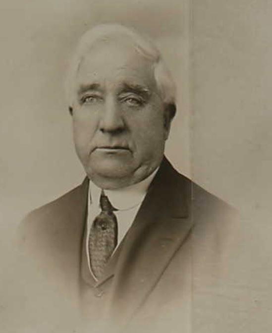 W Bourke Cockran - April 6 1922 Passport Application Photo