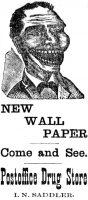 1892_04_16_Perrysburg_Journal_p4-I-N-Saddler-Postoffice-Drugstore-Wallpaper-Ad