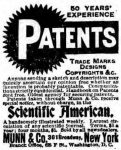 Munn & Co Patents Ad