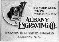 Albany Engraving Co., The Vermonter, August 1905, page 5.