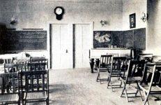 1914 Schoolroom
