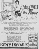 Every Day Evaporated Milk Ad