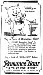 Romance Flour, Wausau Daily Herald, March 5, 1926, page 9.