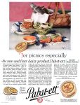 Pabst-ett Cheese Ad, McCall's, July 1927, page 41.