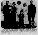 Durband family of Struble, Iowa.