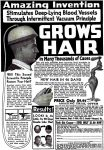 Rand Hair Growth Ad, Modern Mechanix, March 1938, page 15.