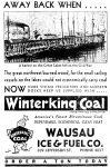 WinterKing Coal, Wausau Ice and Fuel Co., Wausau Daily Herald, January 8, 1938, page 10.