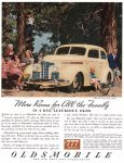 Oldsmobile Ad, Saturday Evening Post, August 5, 1939 08, page 27.