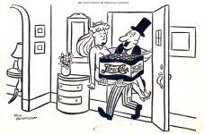 Pepsi Cola, Radio Mirror, August 1947, page 89.